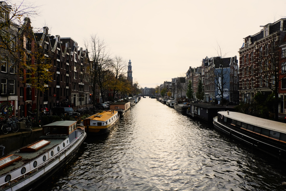 Amsterdam: a dream for vintage lovers
