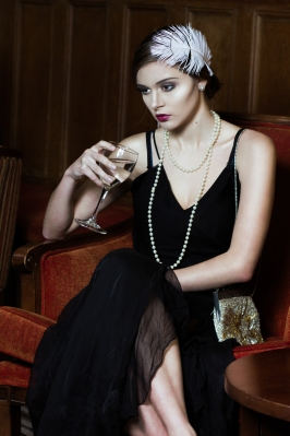 Roaring twenties by Sive Cauwenberghs